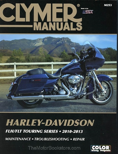 2010 2013 harley davidson flh flt touring series manual clymer rh themanualstore com 2012 harley road king service manual 2015 harley road king service manual
