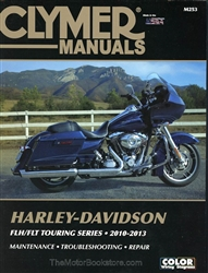 Harley Davidson FLH, FLT Touring Series Manual