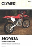 Honda XR400R Manual