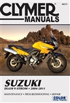 Suzuki DL 650 Manual