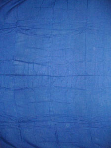 Solid Royal Blue Sarong