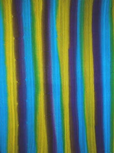 Strips, Green, Blue, Purple