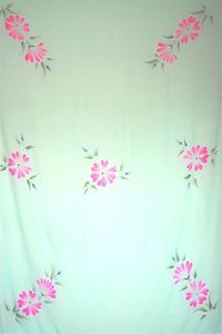 Sea Foam Hand Painted Sarong