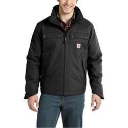 Carhartt Men's Quick Duk Jefferson Traditional Jacket