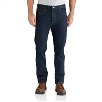 Carhartt Men's Rugged Flex Straight-Fit Tapered-Leg Jeans