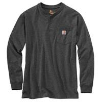 Carhartt Men's Workwear Long Sleeve Henley Shirt