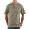 Carhartt Men's Short Sleeve Workwear Henley