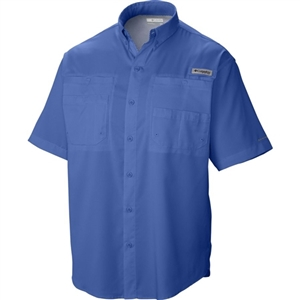 Columbia Men's PFG Tamiami Short Sleeve Shirt