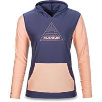 Dakine Women's Flow Loose Fit Hooded Long Sleeve Rashguard