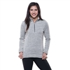 Kuhl Women's Alska 1/4 Zip Pull Over Top