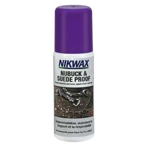 Nikwax Nubuck & Suede Proof Treatment