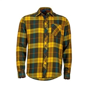 Marmot Men's Anderson Flannel Long Sleeve Shirt