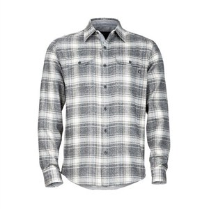 Marmot Men's Japer Flannel Long Sleeve Shirt