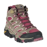 Merrell Women's Moab 2 Mid Waterproof Hiking Boots