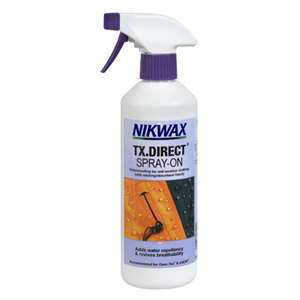 Nikwax TX.Direct Spray-On Treatment