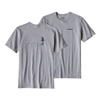 Patagonia Men's Casting Cotton/Poly Responsibili-Tee Shirt