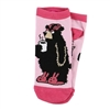 Lazy One Women's Bear In the Morning Slipper Socks