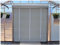 Non-Insulated Roll-Up Doors