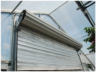 Insulated Roll-Up Doors
