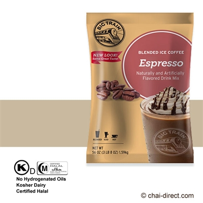 Photo of Espresso Coffee Flavored Ice Drink Mix by Big Train