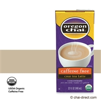 Photo of Caffeine Free Original Flavor Chai Liquid Concentrate by Oregon Chai