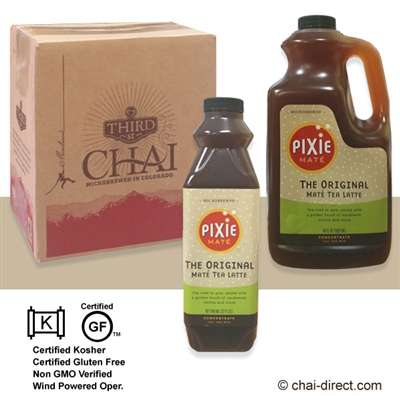 Photo of Yerba Mate' The Original Liquid Concentrate by Pixie Chai