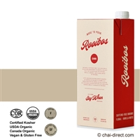 Photo of Rooibos Flavor Super Concentrate Cartons by The Chai Company
