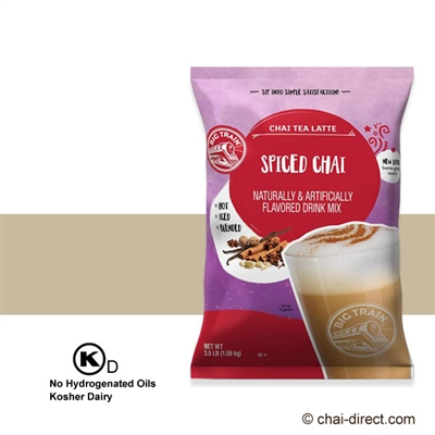 Photo of Spiced Chai Flavored Latte Mix by Big Train