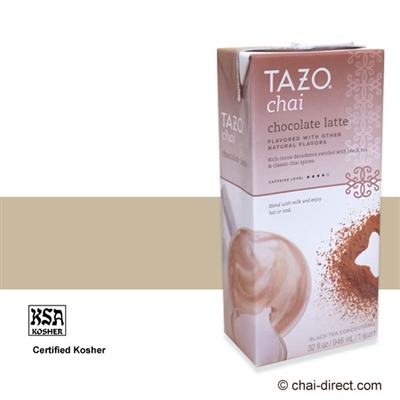Photo of Chocolate Chai Liquid Concentrate by Tazo