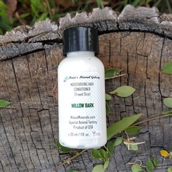 Moisturizing Hair Conditioner - Willow Bark (Travel Size)