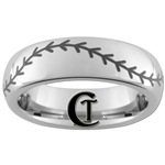 6mm Dome Tungsten Carbide Baseball Stich Design