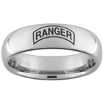 6mm Beveled Tungsten Carbide Airborne Ranger Design