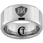10mm Beveled Tungsten Carbide Russian CTR Design
