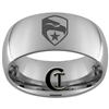 10mm Dome Tungsten Carbide G.I.Joe Design