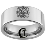 10mm Pipe Tungsten Carbide Fire Department Design