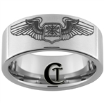 10mm Pipe Tungsten Carbide Navigator's Wings Design