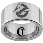 12mm Pipe Tungsten Carbide Ghostbusters Design