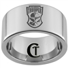 12mm Pipe Tungsten Carbide Clone Trooper Design