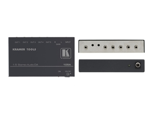 Kramer 105A - 1:5 (U) Audio Distribution Amplifier