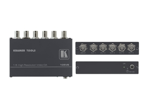 Kramer 105VB - 1:5 Composite Distribution Amplifier (BNCs)