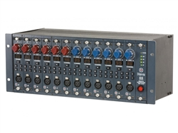 Neve 1081R Remote Microphone Preamplifier Rack