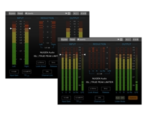Nugen Audio ISL2 Upgrade from Version 1