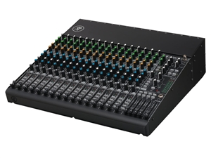 Mackie 1604VLZ4 - 16-channel Compact 4-bus Mixer