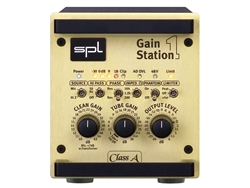 SPL GainStation 1 - Single channel microphone and instrument preamplifier
