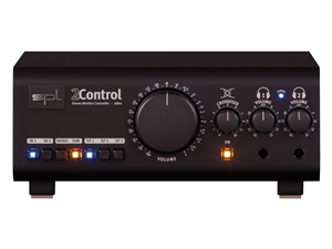 SPL 2Control - Speaker & Headphone Monitoring Controller