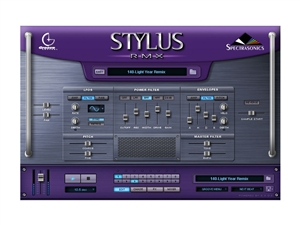 Spectrasonics Stylus RMX Xpanded (Includes all 4 SAGE Xpanders)