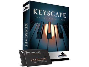 Spectrasonics Keyscape - Virtual Collector Keyboards