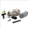 DPA 4017CR, d:dicate Super Cardioid Shotgun Microphones MMP-C Preamplifier with Rycote windshield