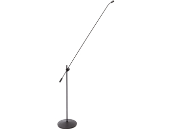 DPA 4018FGS - d:dicate Supercardioid Microphone, Single 120cm Boom, d:dicate Floor Stand
