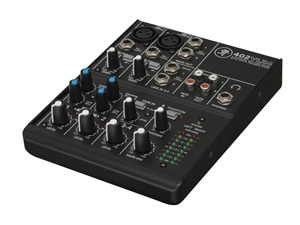 Mackie 402VLZ4 - 4-channel Ultra Compact Mixer